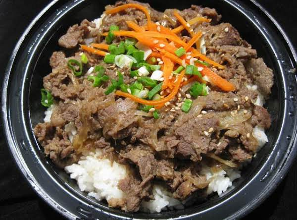 Korean Beef Bulgogi Just A Pinch Recipes