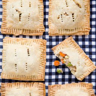 Chicken Pot Pie Pop Tarts