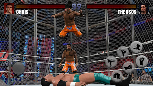 Cage Wrestling Revolution Royale Championship 2018  screenshots EasyGameCheats.pro 1