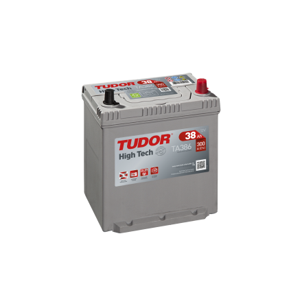 Startbatteri Tudor 12V/38Ah HIGH-TECH