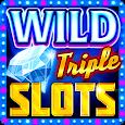 Wild Triple Slots: Authentic Vegas Casino Slots icon