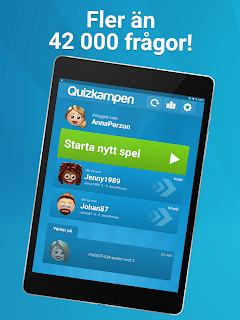 Quizkampen screenshot 06