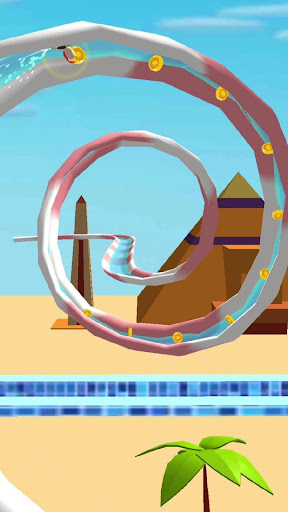 Waterpark: Slide Race 1.0.8 screenshots 4