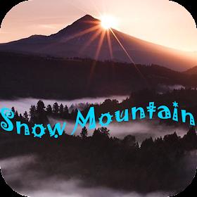 Снежная гора Puzzle