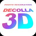 デコラ3D (DECOLLA-3D:写真用3Dデコツール)