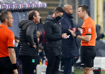 "Yves Vanderhaeghe a des regrets : ""On a trop respecté Anderlecht !"""