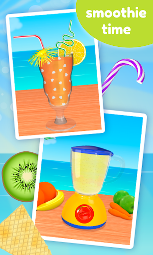 Smoothie Maker - Cooking Games apkpoly screenshots 6