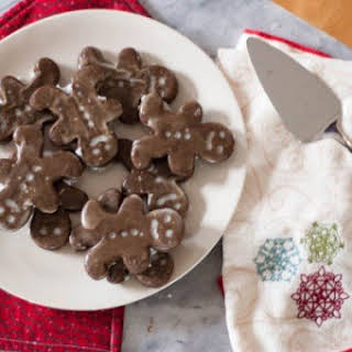 Soft Gingerbread Cookies.