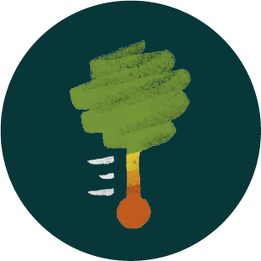 Forest Code Thermometer