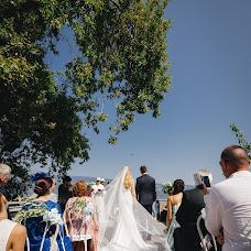 Fotografo di matrimoni Vitalik Gandrabur (ferrerov). Foto del 03.07.2019