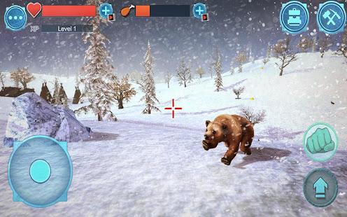 Остров Выживания 3D Зима_2