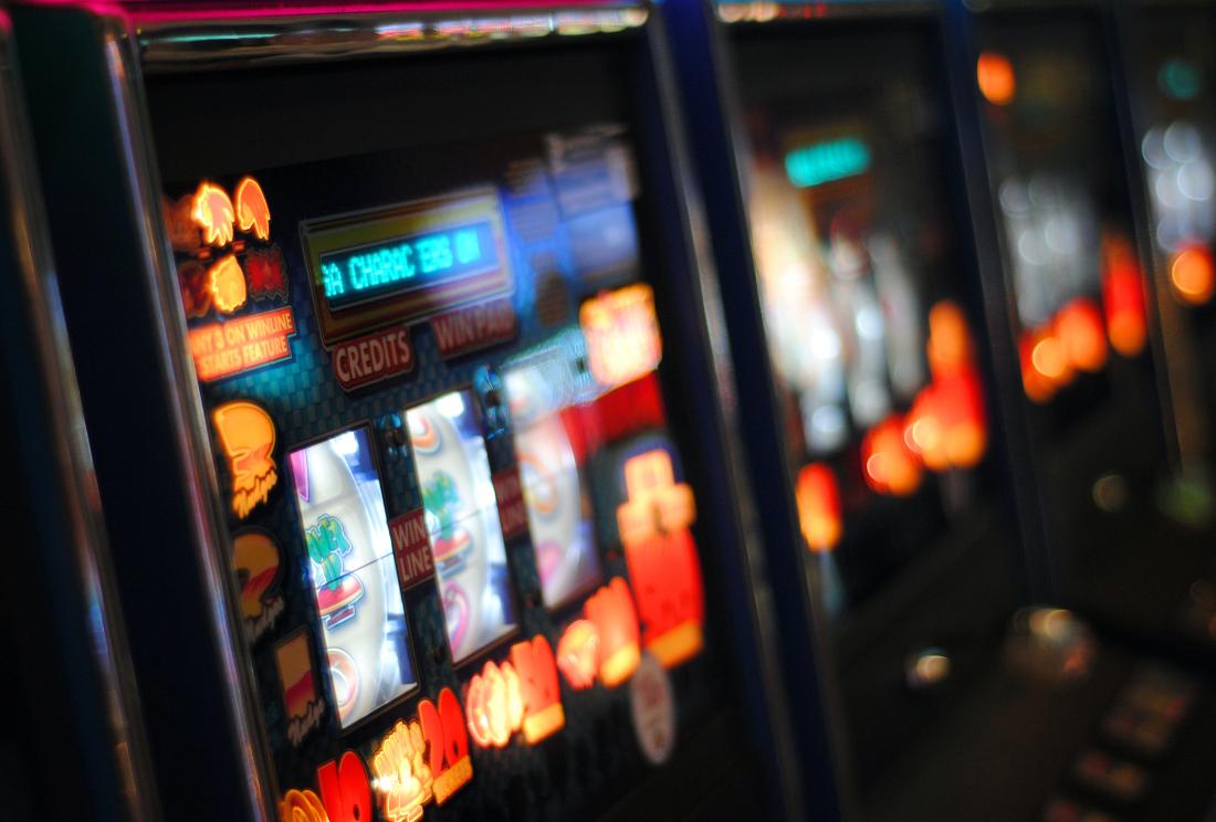 Las Vegas Gambling Arena