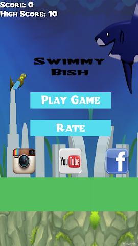 android Swimmy Bish Screenshot 0