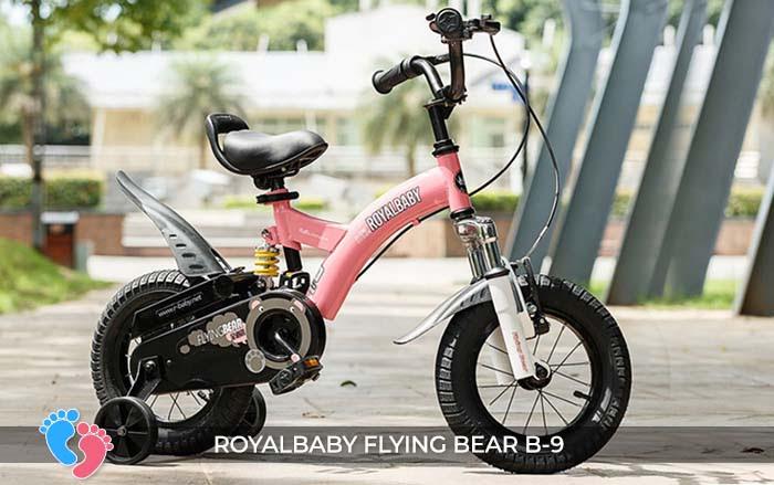 Xe đạp trẻ em Royal Baby Flying Bear b-9 4