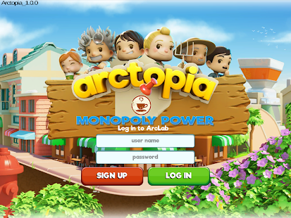 Arctopia: monopoly power Screenshot