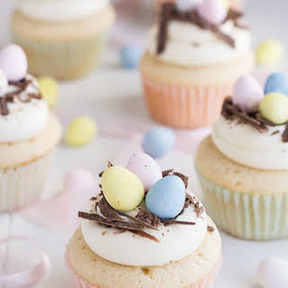 Egg White Cupcakes Recipes.