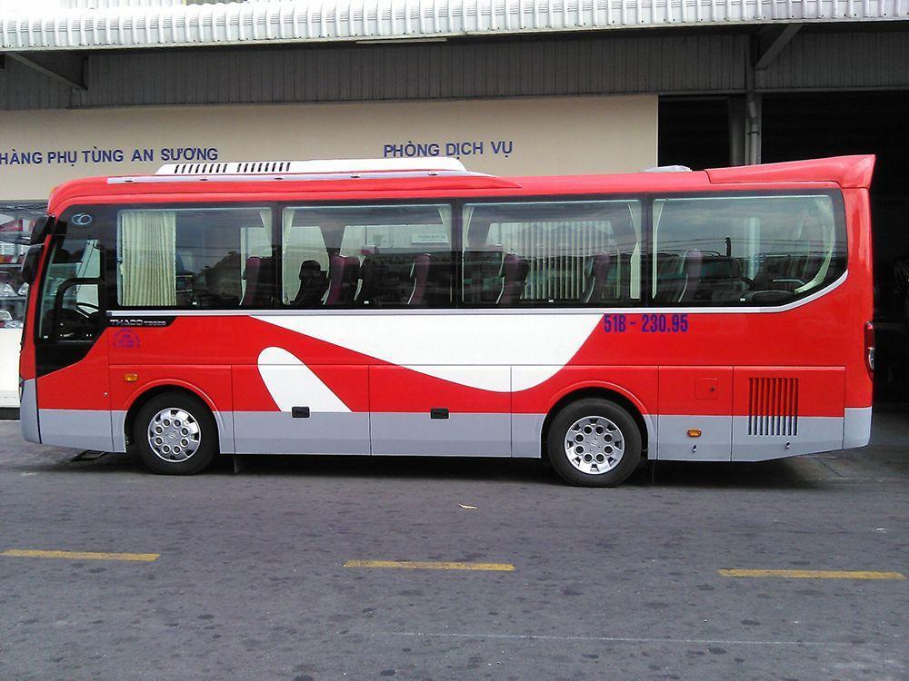 Thuê xe 29 chỗ đi Vũng Tàu