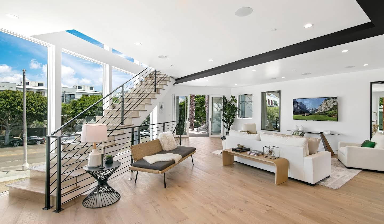Maison avec terrasse Los Angeles