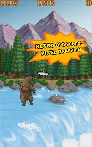 Bear Vs. Salmon  screenshots 2