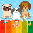 Xilófono musical para bebés icon