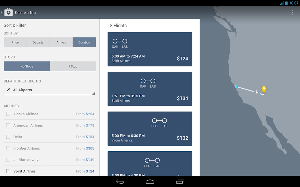 #9. Expedia Hotels, Flights & Cars (Android)