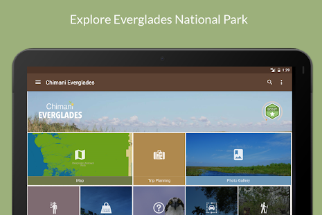 Everglades Ntl Park by Chimani- screenshot thumbnail
