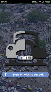 Odd Even - Odeven Car Pool screenshot 0