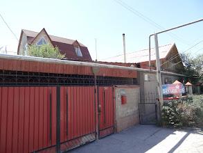 Photo: Naším domovem v Biškeku se stal Sakura guesthouse.