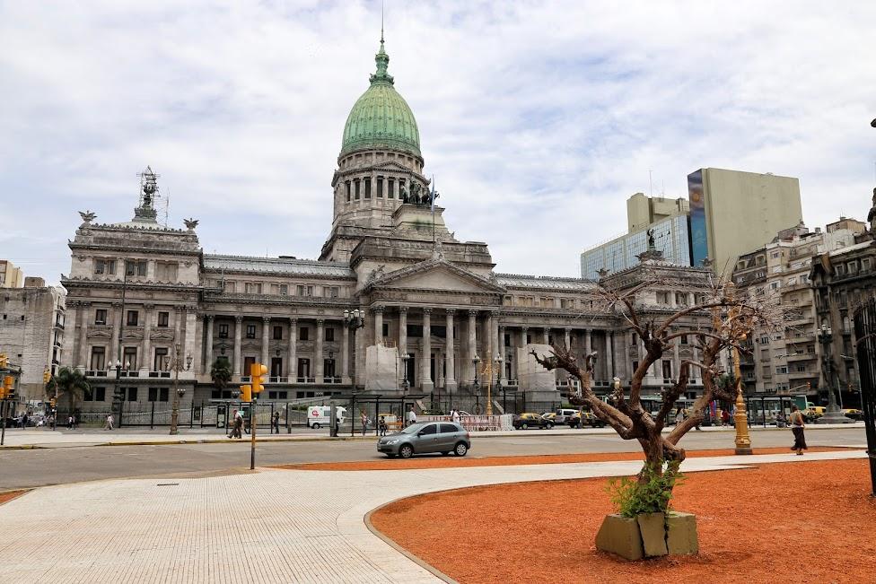 Congreso de la Nacion - Buenos Aires