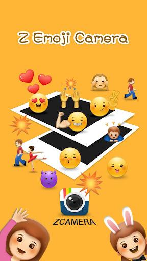 Z Emoji Camera screenshot 2