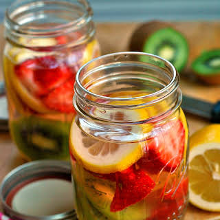 Kiwi Water Recipes.