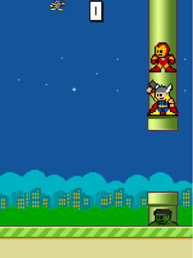 Flappy Bird - Thanos vs The Avengers 1 0 Apk Download