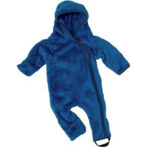 Isbjörn of Sweden Fleece High Loft Jumpsuit Blue