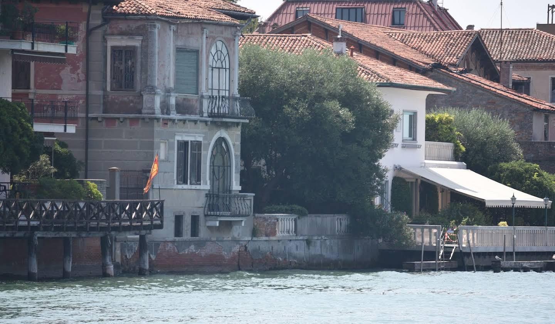 Villa avec jardin et terrasse Venise