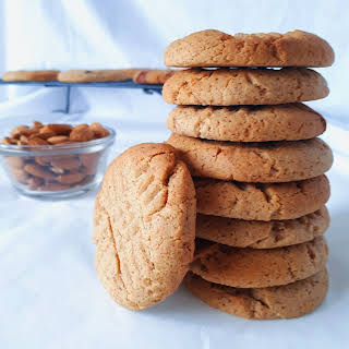 Almond Butter Cookies.