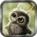 Owl Chick Live Wallpaper icon
