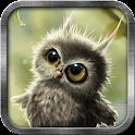 Owl Chick Live Wallpaper icon
