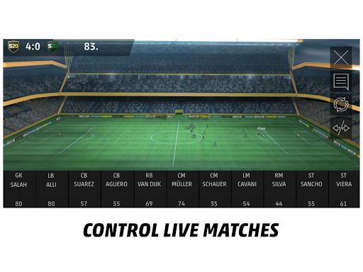 SEASON 20 Pro Football Manager 3.4.4 screenshots 9