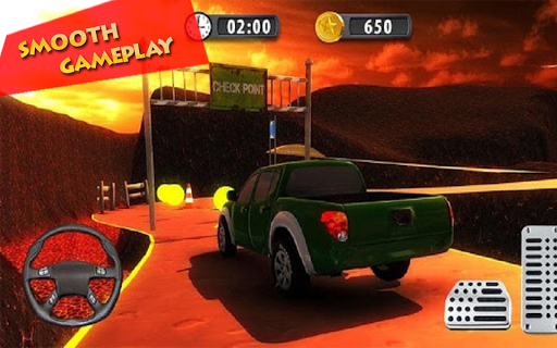 Mountain Hill Climbing Game : Offroad 4x4 Driving 1.0 screenshots 4