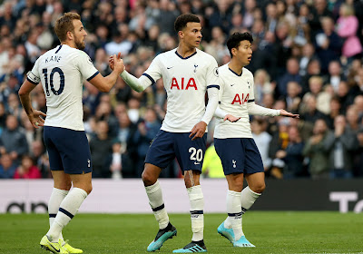Tottenham cartonne Burnley, Liverpool avec une septième victoire consécutive
