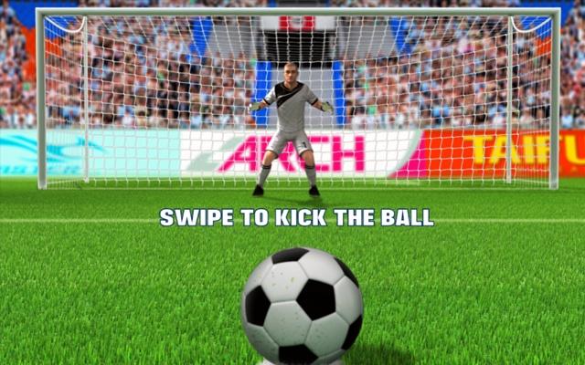 Penalty Kicks Game