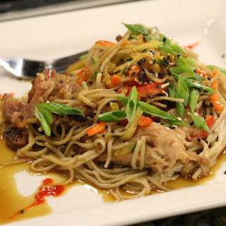 Asian Pork Noodle Salad Recipes
