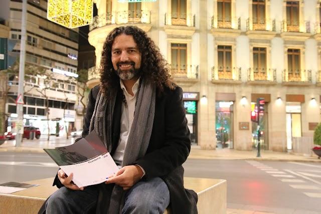 Juan Francisco Padilla, guitarrista.