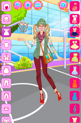 High School Dress Up For Girls 1.0.6 screenshots 3