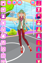 High School Dress Up For Girls APK screenshot thumbnail 3