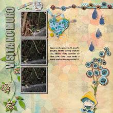 Photo: ArtBook Template 1 by ValC Under the rain by ValC ArtBook Button Art by ValC Fonts Forte and Impact PS CS5