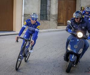 Remco Evenepoel kreeg goede raad van Alberto Contador