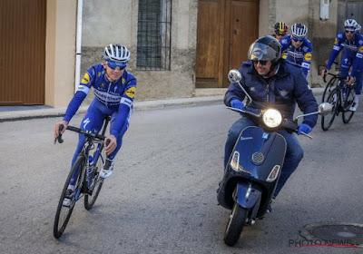 Evenepoel en Vakoc in team van Deceuninck-Quick.Step voor Ronde van San Juan