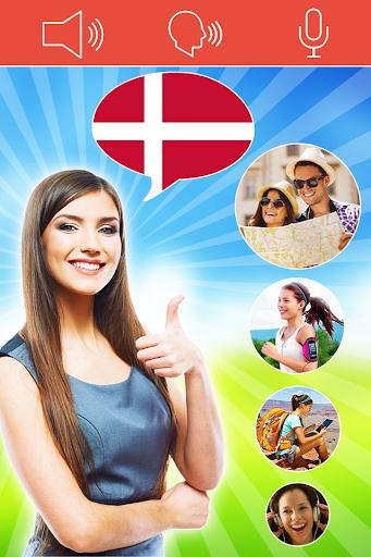 丹麦语:交互式对话 - 学习讲 -门语言