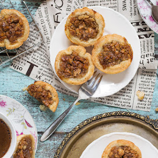 The Famous Canadian Butter Tarts